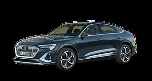 Audi e-tron Sportback 50 quattro 71 kWh