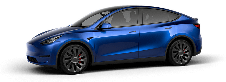 Tesla Model Y Long Range Performance