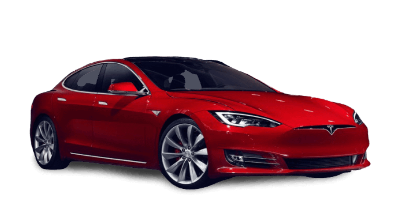 Tesla Model S P100D Sedan